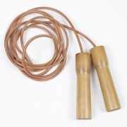 Leather Jumping Rope