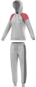 Women Cotton Fleece Jogging Suit